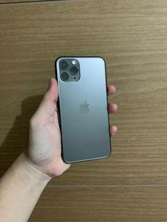 bisa tuker tambah iPhone 11 Pro 64GB Mulus no minus