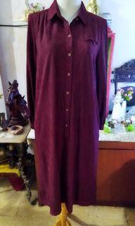 Dress / tunik Ld 100 cm pjg 107
