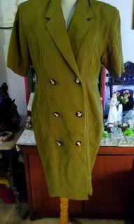 Dress Model Coat