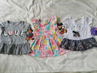 Dresses for 3-6mos
