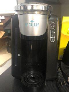 Good leaf coffee machine