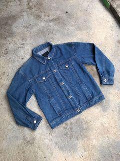 Jaket Jeans Mixxo