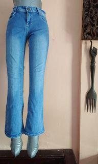 Jeans Boot cut Cutbray Preloved