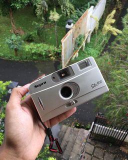 Kamera Analog Point & Shoot 35mm Supra Oke 800