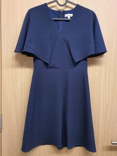 Love Bonito Navy Dress