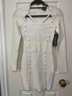 Marciano white dress