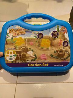 Motion sand garden set + BONUS