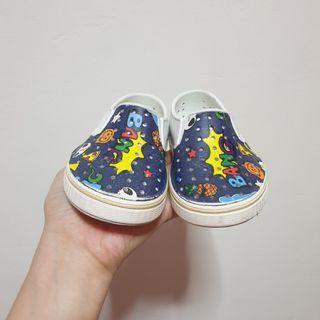 Native Regatta Blue Toddler Shoes