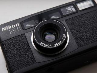 【已售出】Nikon 28 TI 底片相機
