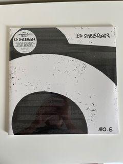 No.6 Collaborations Project - Ed Sheeran Vinyl