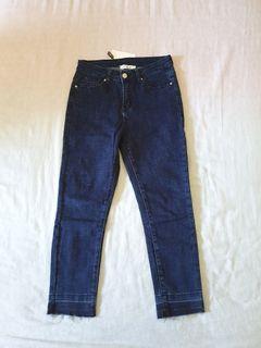 NWT LB Love Bonito Denim Blue Jeans (like zara, mango)