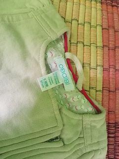 Obaibi jaket bayi 6months