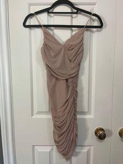 Princess Polly mauve dress