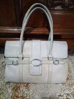 Ssamzie Leather Bag