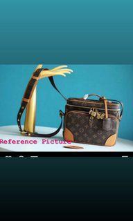 Tas Lv Steamer Bag