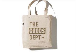Totebag The goods dept / tote bag