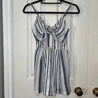 Winners striped dress