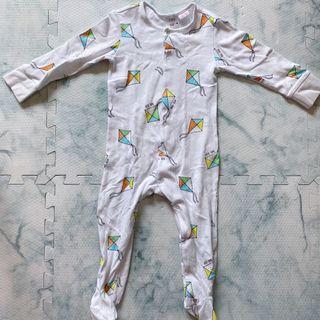 Zara Baby Sleepsuit