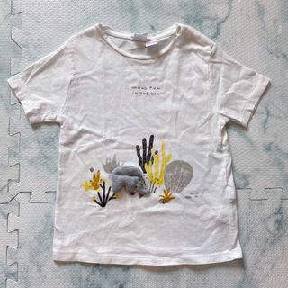 Zara Kids Shirt with Elephant Detail