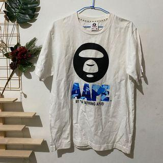 AAPE 猿人 短線上衣 M