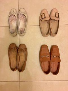 ALL FLATS GENTLY USED AND BARELY USED, LIKE NEW MUST GO 💥 FOR 200p ONLY EACH💥