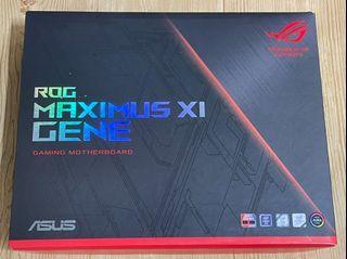 ASUS 華碩 ROG MAXIMUS XI GENE Z390主機板