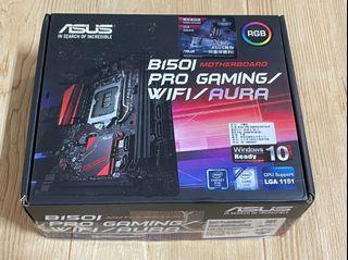 ASUS B150I PRO GAMING 主機板