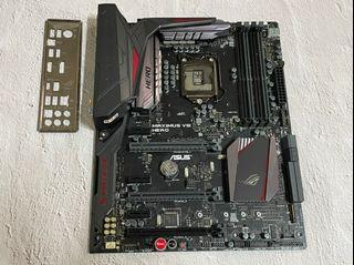ASUS Maximus VIII Hero M8h 6.7代Intel主機板 (Z170 Z270可參考)