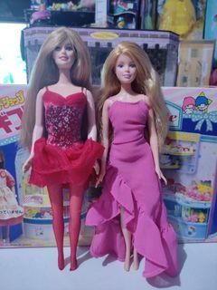 Barbie doll set sale
