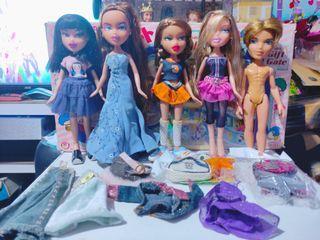 Bratz doll set sale