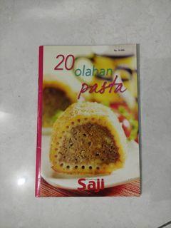 Buku Resep 20 Olahan Pasta