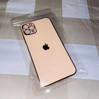 CASE GOLD IPHONE 11 PRO MAX