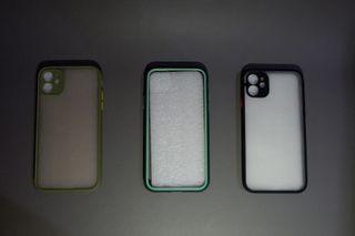 Case iphone 11bsquare edge