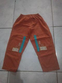 Celana panjang muslim anak laki2