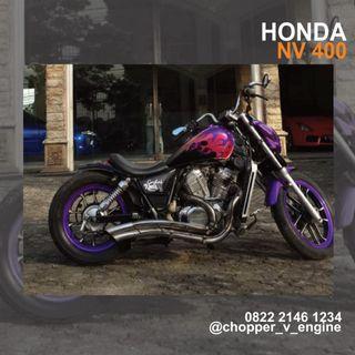 Chopper Honda V Engine  (NV 400/ Classic/ Bobber)
