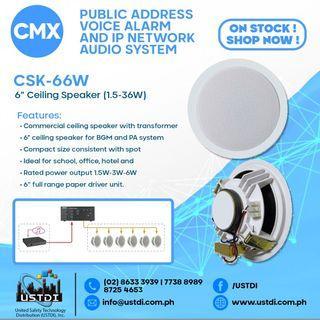 CMX Celing Speaker for sale