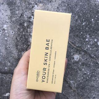 (FreeOng) Avoskin Your Skin Bae Niacinamide 12% + Centella Asiatica