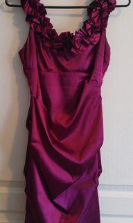 Fuchsia Formal Dress
