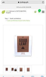 Good Leaf Ashitaba Instant Coffee Mocha