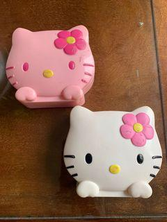 Hello kitty jewelry / utility / accessory holder
