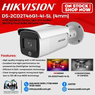 Hikvision Camera for sale