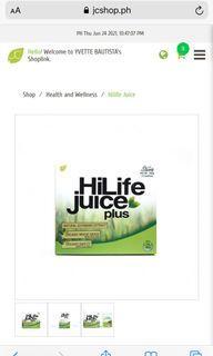 HiLife Juice Plus
