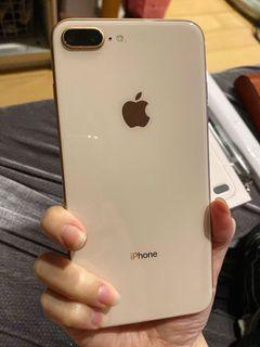 iPhone8+64g金色plus