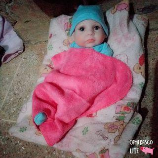Jual boneka bayi silikon