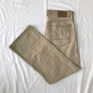 Old Navy jeans - chino pants khaki