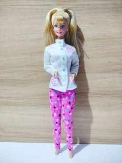 Pet Doctor Barbie doll