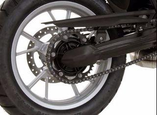 Touratech SwingArm Axle Cover (Right) for BMW F800GS/A, F700GS & F650GS-Twin