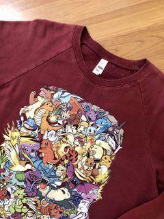 Tshirt Sweatshirt Pokemon collection