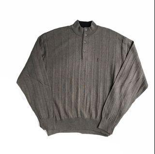 YSL original knit sweater