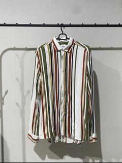 Zara Colorful Striped